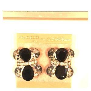 Saks fifth avenue by Joni Clip on earrings